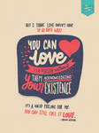 Love + Existence