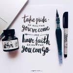 Take Pride, Have Faith.