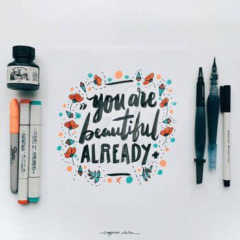 You Are Beautiful Already
