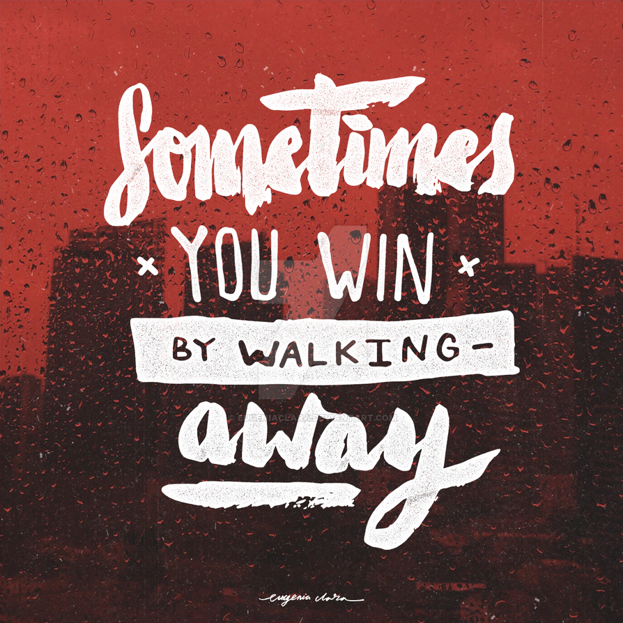 Sometimes You Win by eugeniaclara