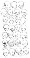 Facial Expressions I