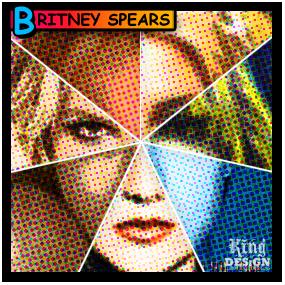 Britney - The Wonder Woman by DJB0Y3000