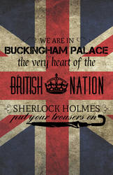 Listen to Mycroft by TheHalfBloodPierrot
