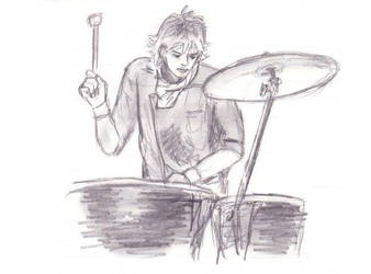 I'm in love with Roger Taylor by okama-no-kama-tsukai