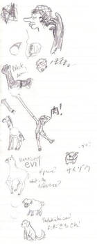 uni scribbles 3