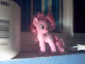 Pinkie Pie's Hair