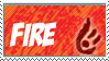 Fire-lai stamp by KyuubiNight