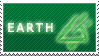 Earth-lai stamp by KyuubiNight