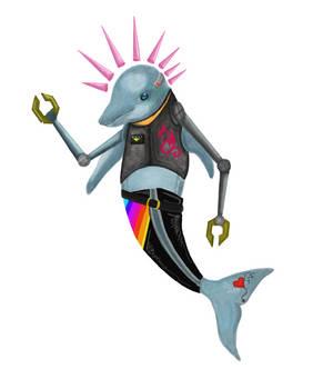 Dolphin Punk