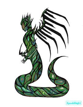 Elemental Lord of Plants -Ignaroa
