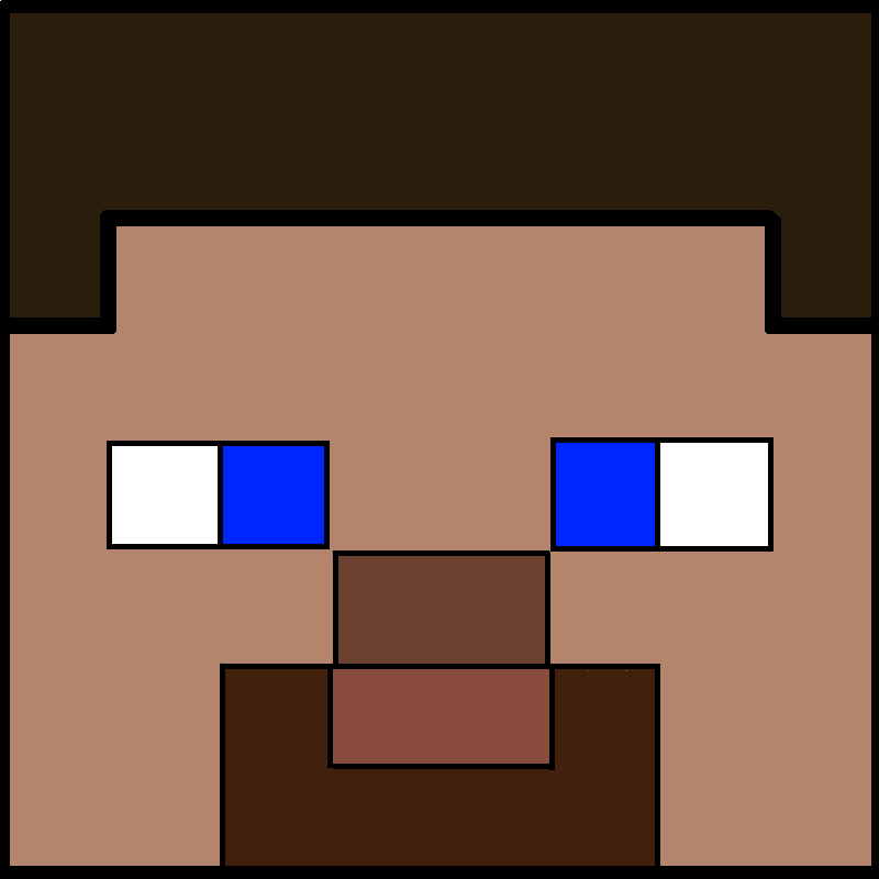Steve Face By Tjbuckeye1 On Deviantart
