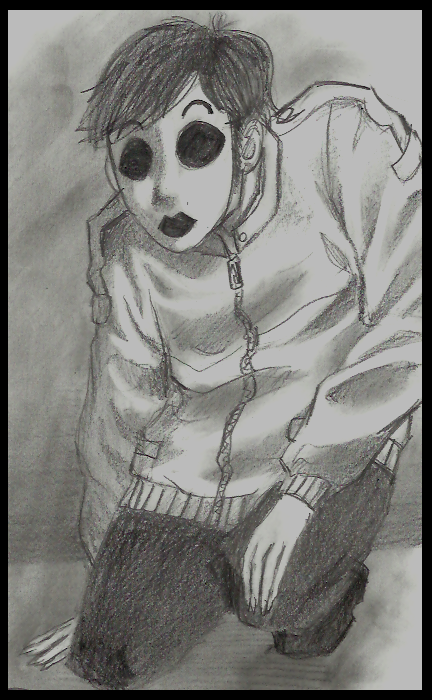 Masky doodle by Cageyshick05