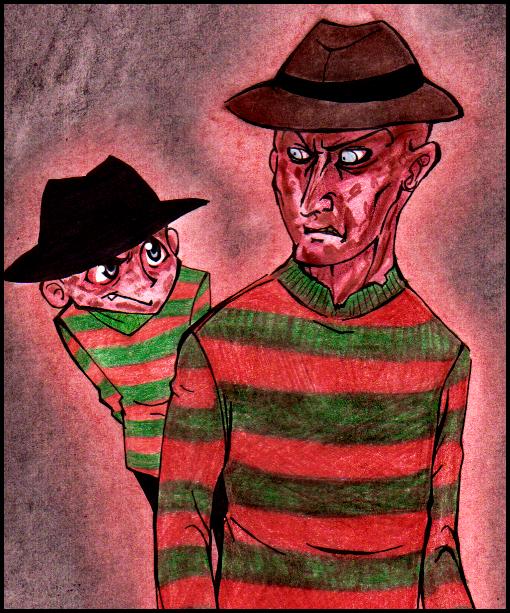 Jeff The Killer Vs Freddy Krueger Freddy krueger  old meets newJeff The Killer Vs Freddy Krueger