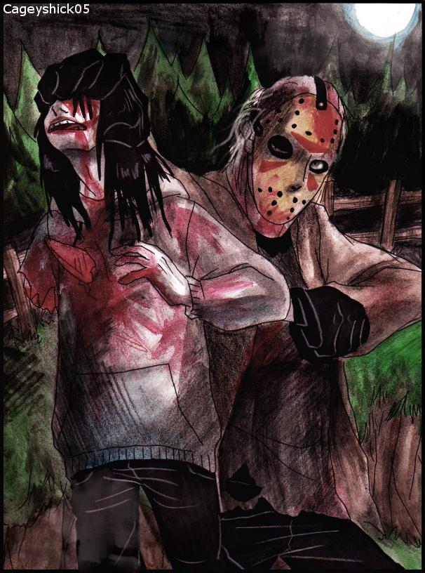 Jason cogi 243 el cuerpo y lo llev 243 a la caba 241 a