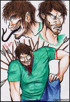 Herobrine doodles