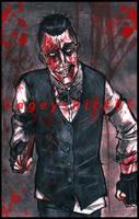 Outlast: Eddie Gluskin by Cageyshick05
