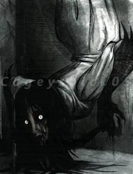 Dark corner by Cageyshick05