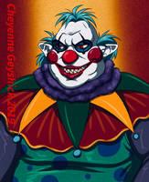 Richie The Killer Klown [Art Trade]