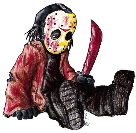 Baby Jason by Astrozerk04 by Cageyshick05