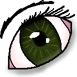 I drew an Eye by ZashaChan