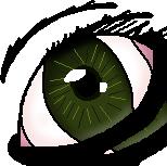 I drew an Eye by ZashaChan