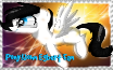 Pony!John Egbert Stamp by ZashaChan