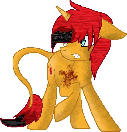 GiftArt: Phoenix Flame by ZashaChan