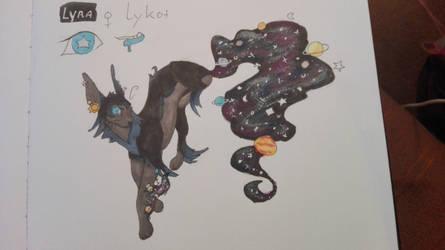 Lyra ref by Ash-Doggie