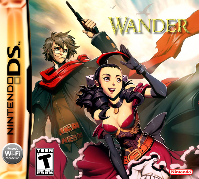 Wander DS by TheEmptyBoy