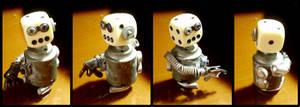 Little dice robot