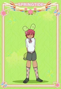 TNV: Crisp Springtide Outfit Meme