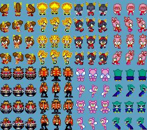 Sonic Sprite Editor