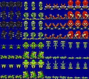 Sonic RPG Maker 2000 and 2003 charset sprites 8 by Ocamaru on DeviantArt