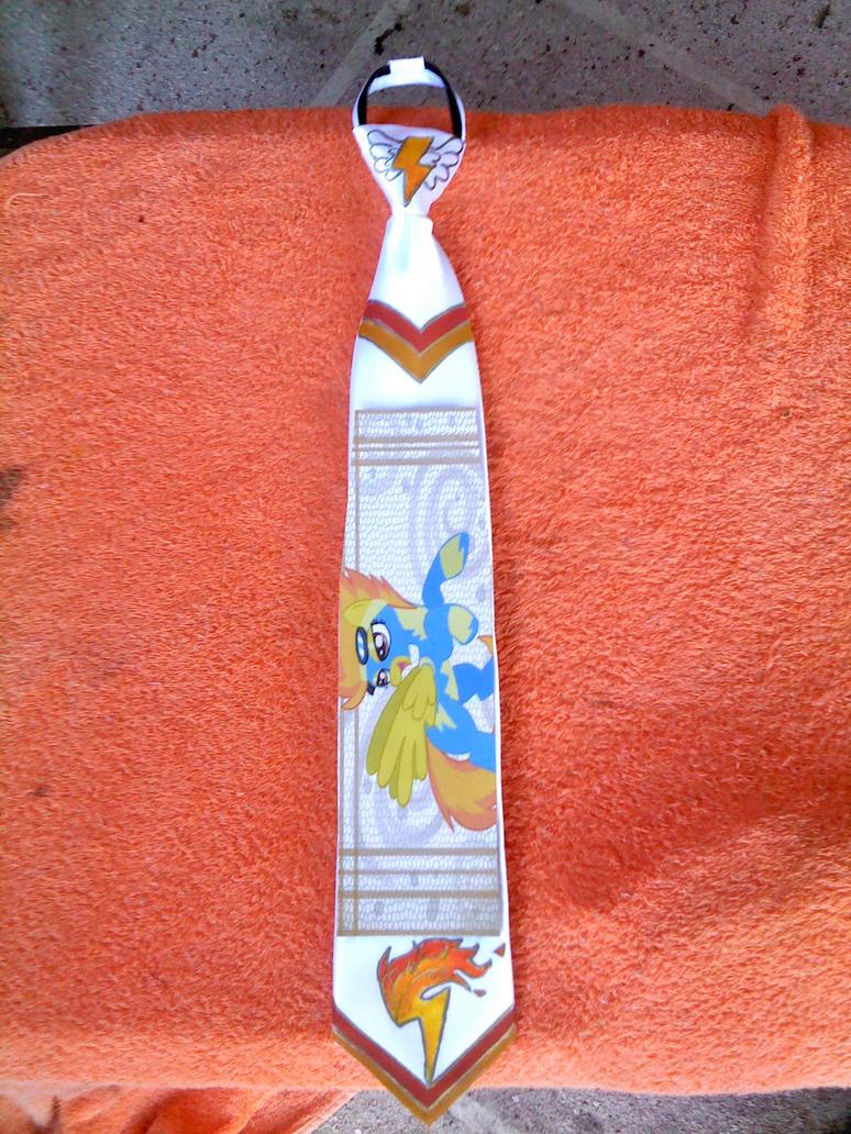 Spitfire tie by raptor007
