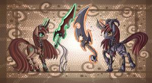 Slayer Ponies