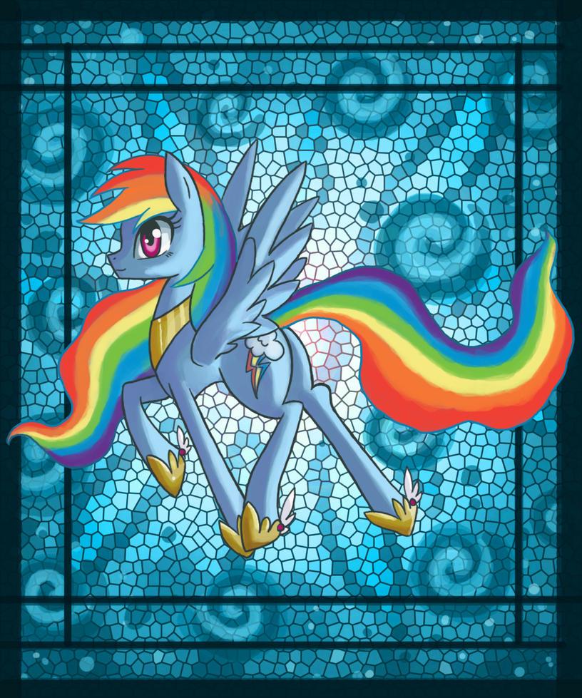 Princess Rainbow Dash By Raptor007 On DeviantArt
