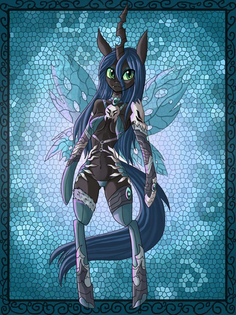 Chrysalis armor by raptor007