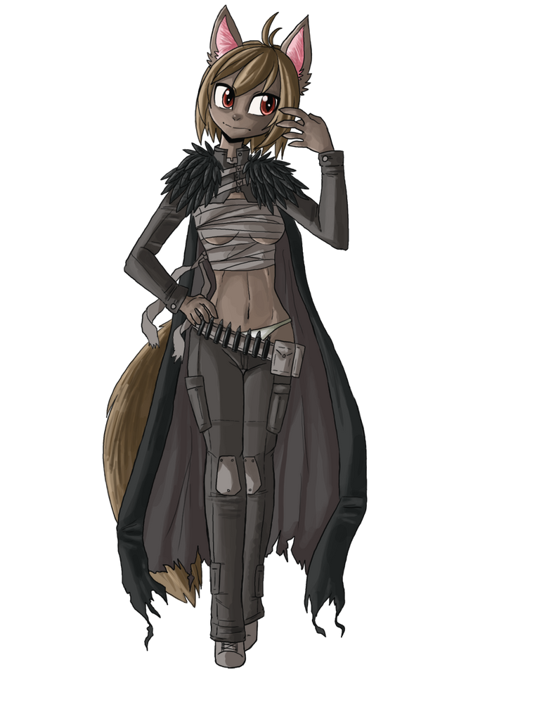 Cape Wolf 1a by raptor007