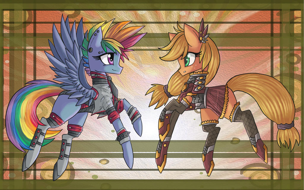 Rainbow apples a by raptor007