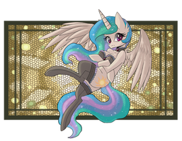 CELESTIA Cross arms by raptor007