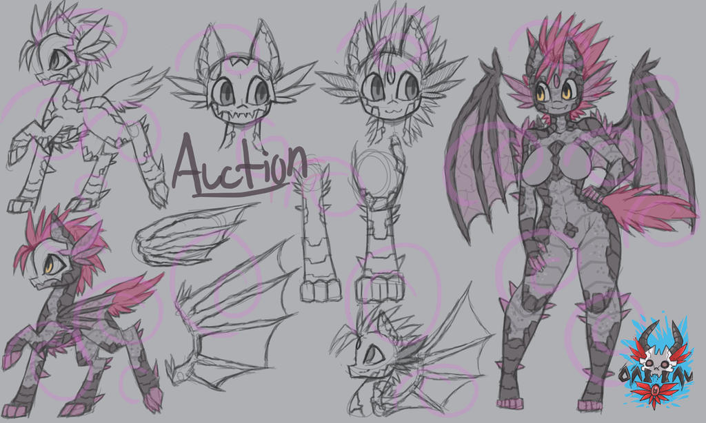 Demon Bat 2 Oni Inu by raptor007