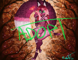Heart fox adopt