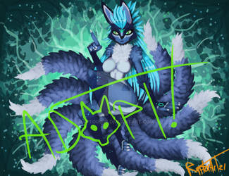 Icy ninetails adopt