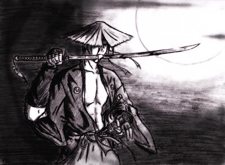 Moonlit Samurai Series 2 by momoe