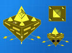 Yellow Diamond's Ship