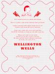 We happy few Wellington Wells Advertisement Poster