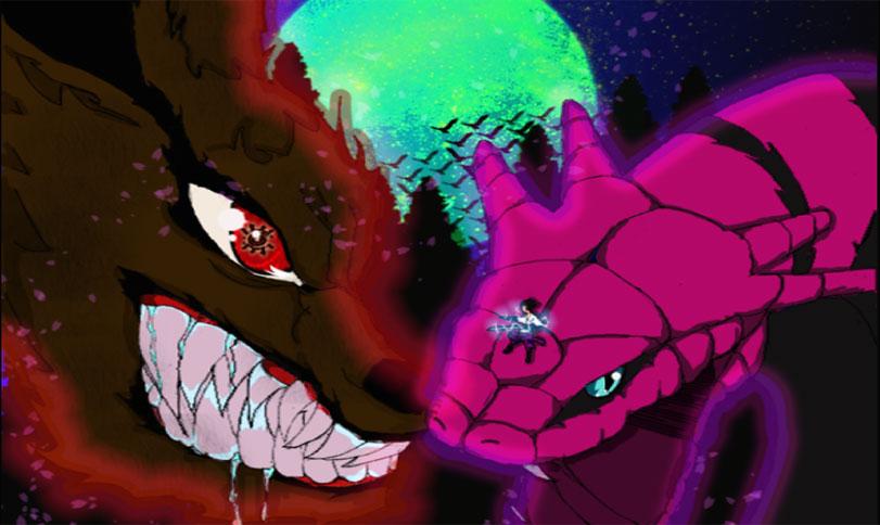 [Galerie] Naruto Versus Sasuke Sasuke_and_manda_vs_kyubi_by_walkonwater77