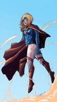 supergirl new52