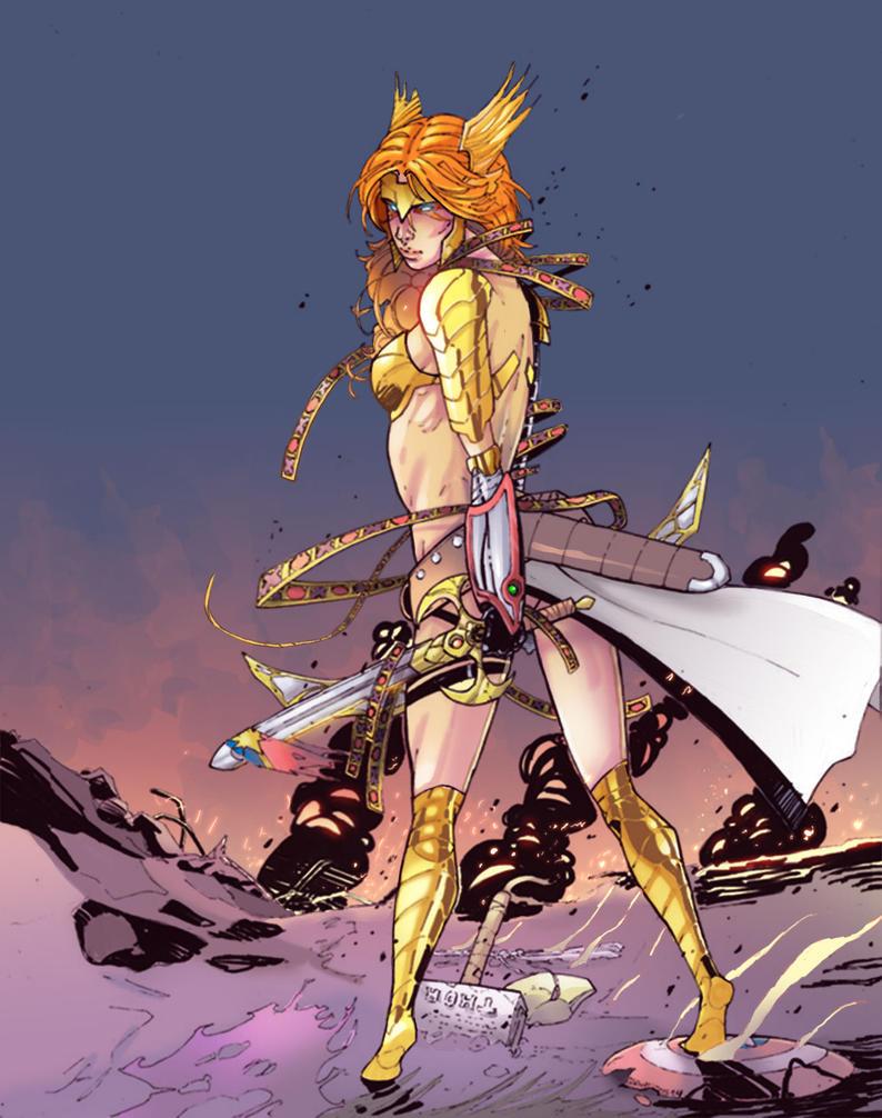 Avenger hunter by CRISTIAN-SANTOS