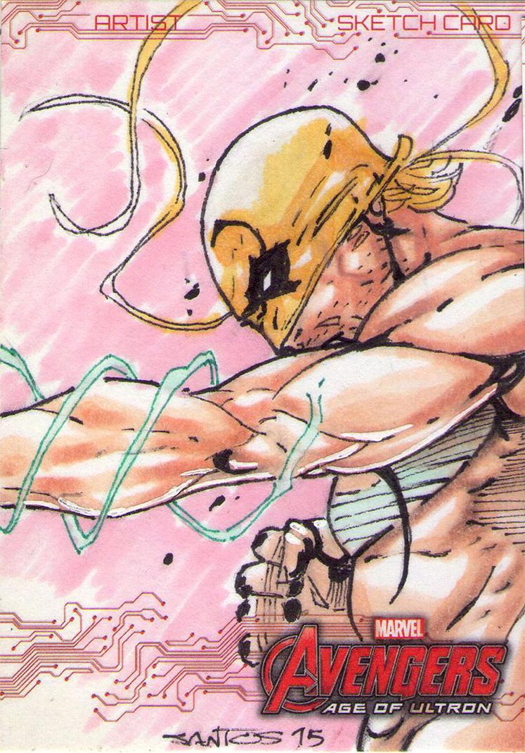 iron-fist-sc-AOU by CRISTIAN-SANTOS